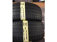 225/40/18 92W Michelin Pilot Sport3 pair of 2 tyres