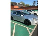 Volkswagen Golf low mileage new shape