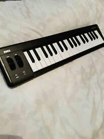 Korg micro keyboard