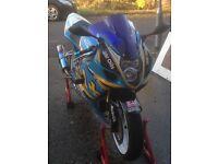 Suzuki gsxr 1000 k3 rizla
