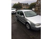 2002 Volkswagen VW golf gti 3 DOOR. Leather, Full Service History. Excellent Condition. Reduced