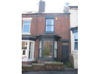 Lovely 3 bed Victorian Terraced property situated 2 minutes from Hunters Bar