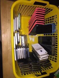 iPhones joblot spares and repairs