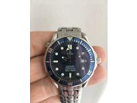 Omega Seamaster - Blue full size automatic Chronometer