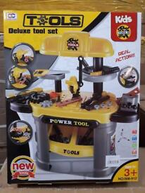 Deluxe tools set for kids