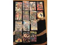 Batman comics bundle x 14 RARE Vintage 90s DC Marvel comic book job lot