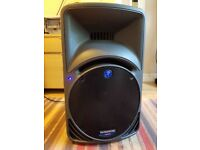 Mackie SRM450 powered speaker - great little used condition