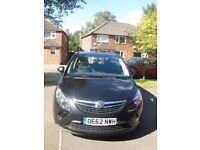 Vauxhall Zafira Tourer 2.0 CDTI Exclusive, Auto, Black