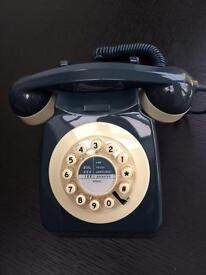 Wild &Wolf 746 1960s Corded Telephone