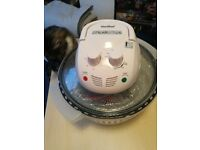 Brand new VanShef Halogen oven with dry fryer For Sale