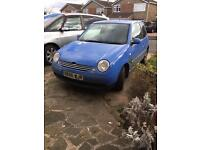 Vw lupo automatic 1.4