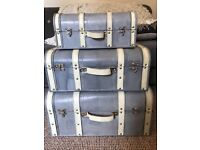 Suitcase trunks