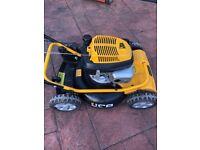 JCB mulching mower
