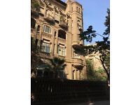 Newly renovated 3 Bedroom Apartment offered for rent in Zamlek, Cairo