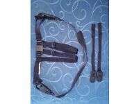 Baby reins and harness. Clippasafe.