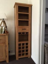 Superb Wine / Display Cabinet for sale