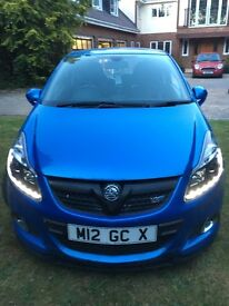Xauhall Corsa VXR - Stage 2 - 230bhp (open to offers)