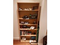 Bookshelf 180cm x 80cm
