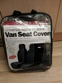 Mecedes Sprinter 2002 van seat covers
