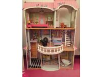 Dolls house newly reduced