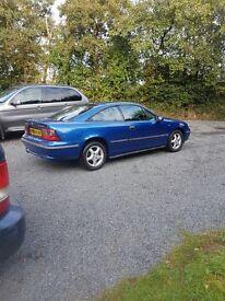1996 Vauxhall calibra 2.0 16v ecotec