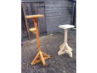 Open Bird Tables