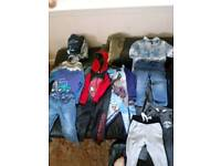 Boy clothes 2-3 years