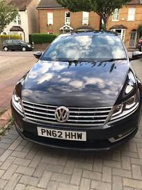 Excellent condition VW CC with full service history