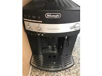 Delonghi Coffee Machine in box