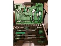 Brand new sealed tool sets £40 with 5 year warranty less than half price 8 sets available