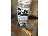 Thermafleece wool insulation (140mm thick)
