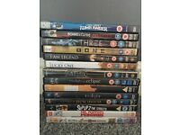 DVD Bundle (Kids/Adventure/Mixed)