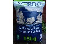Verdo Horse Bedding- 14 x 15kg bags