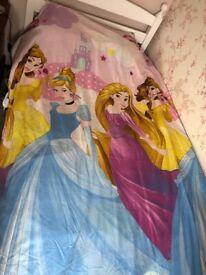 Disney Princess Single Bed Set