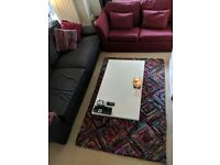 Unique multi-coloured patterned rug, 6x4ft, £30 ono (RRP £49.99) *COLLECTION ONLY*