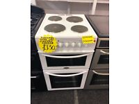BELLING 50CM SOLID TOP ELECTRIC COOKER
