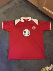 """Middlesbrough football top """"ICI Old Retro"""""""