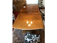 Dining table hand made