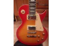Vintage V100 Les Paul style electric guitar
