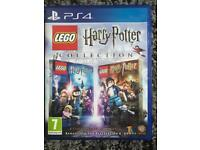 PS4- Harry Potter collection