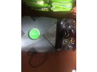 original xbox with 2 controllers all cables and 40 good games £40 no offers or swaps