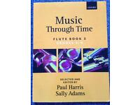 Oxford Music Through Time Flute Book 3