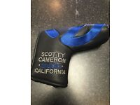 Scotty Cameron Tour Only Headcover