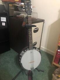 Countryman 6 String Banjo
