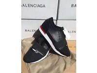 Paris France Race Runner Balenciaga