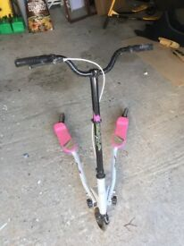Girls Flikr Trike