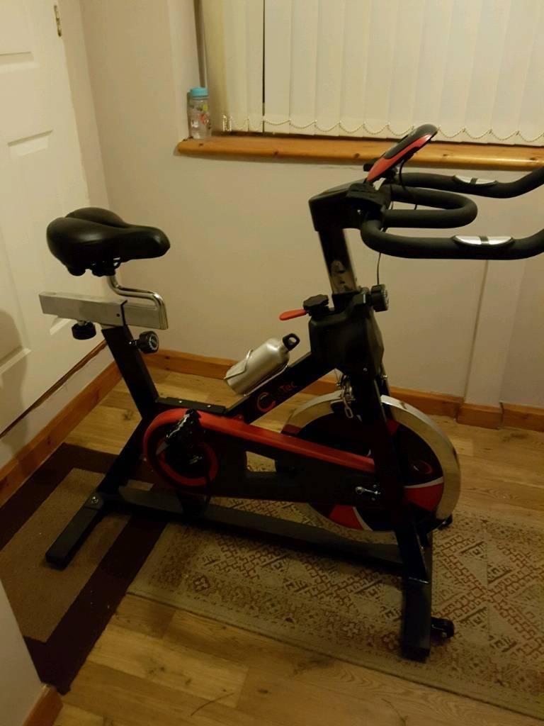 Indoor Spin bike.
