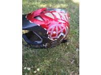 New Motocross helmet