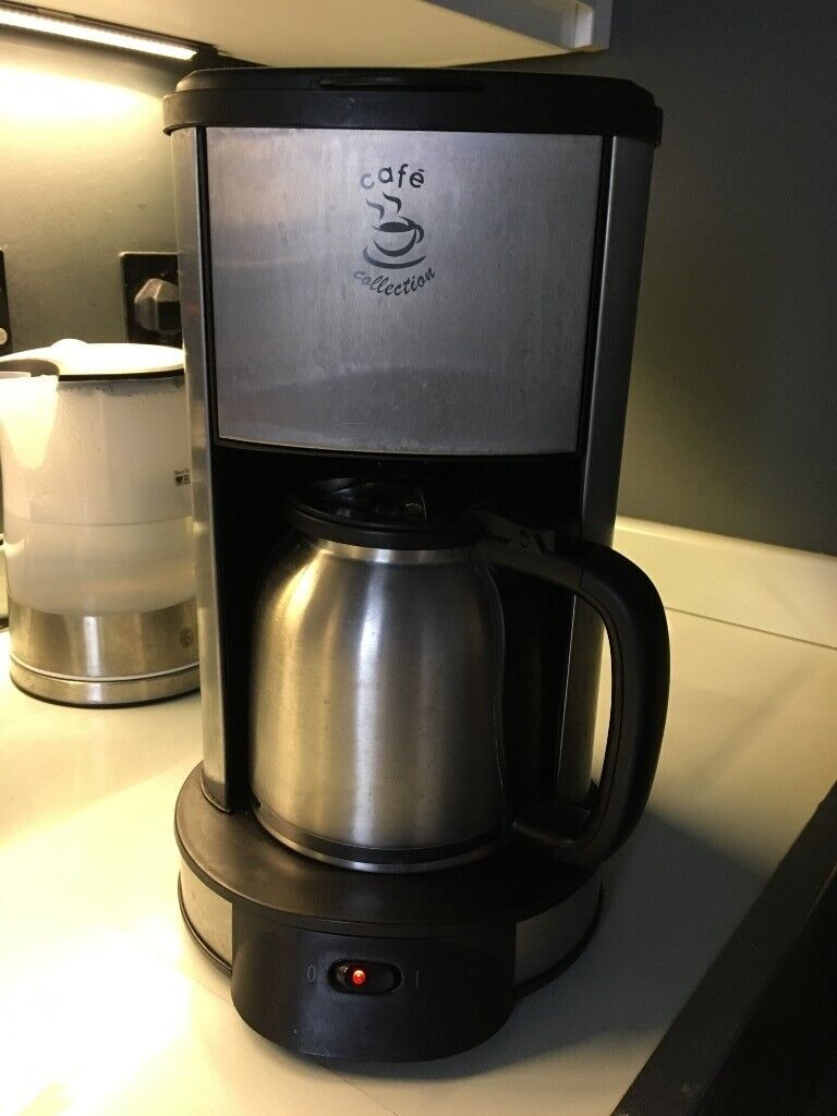14 Cup 18l Water Tank Stainless Steel Filter Coffee Machine Perfect Working Order In Redland Bristol Gumtree