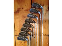 Patriot Missile II 'USA Tour' irons 4-SW. Good Condition